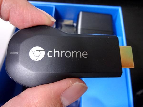 Google Chromecast(グーグル クロームキャスト)